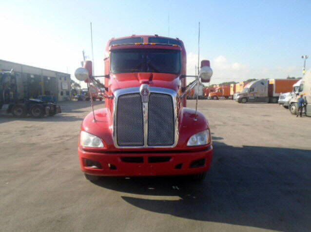 USED 2012 KENWORTH T660 DAYCAB TRUCK #48679