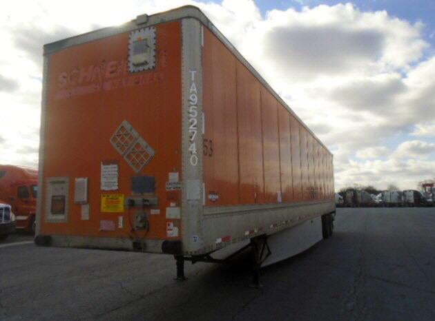 2005 Wabash Van for sale-57550421