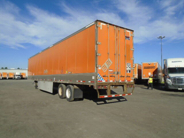 2004 Wabash Van for sale-54575201