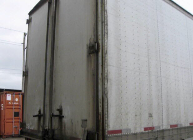 1987 Fruehauf Van for sale-59067929