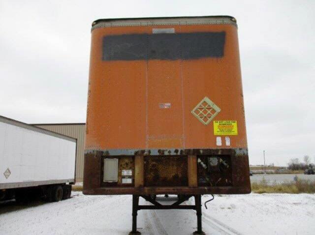 1985 Fruehauf Van for sale-54133931