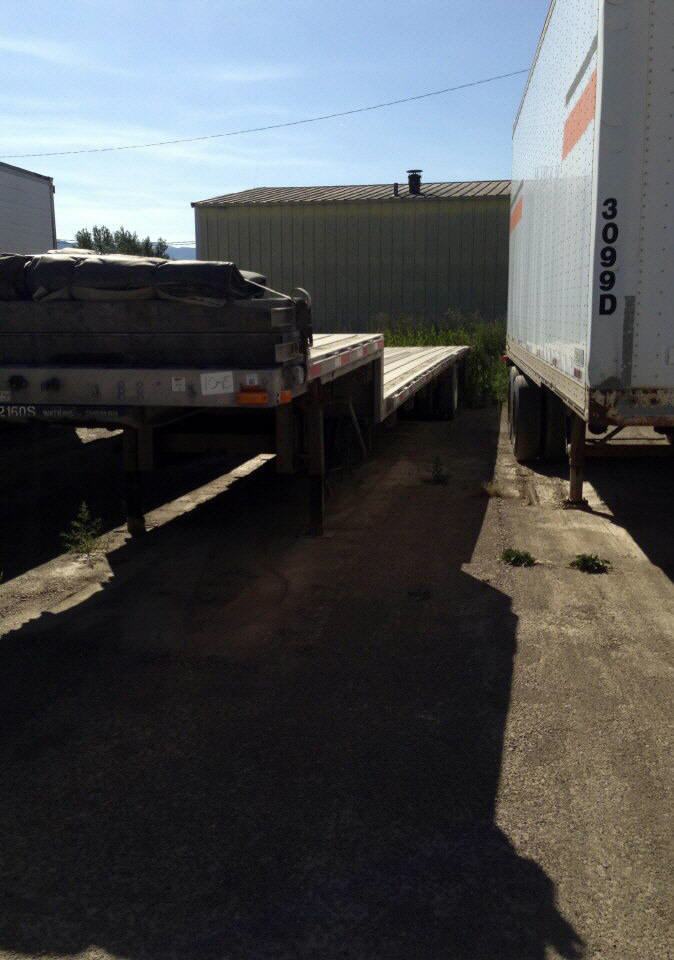 2006 Great Dane Flatbed