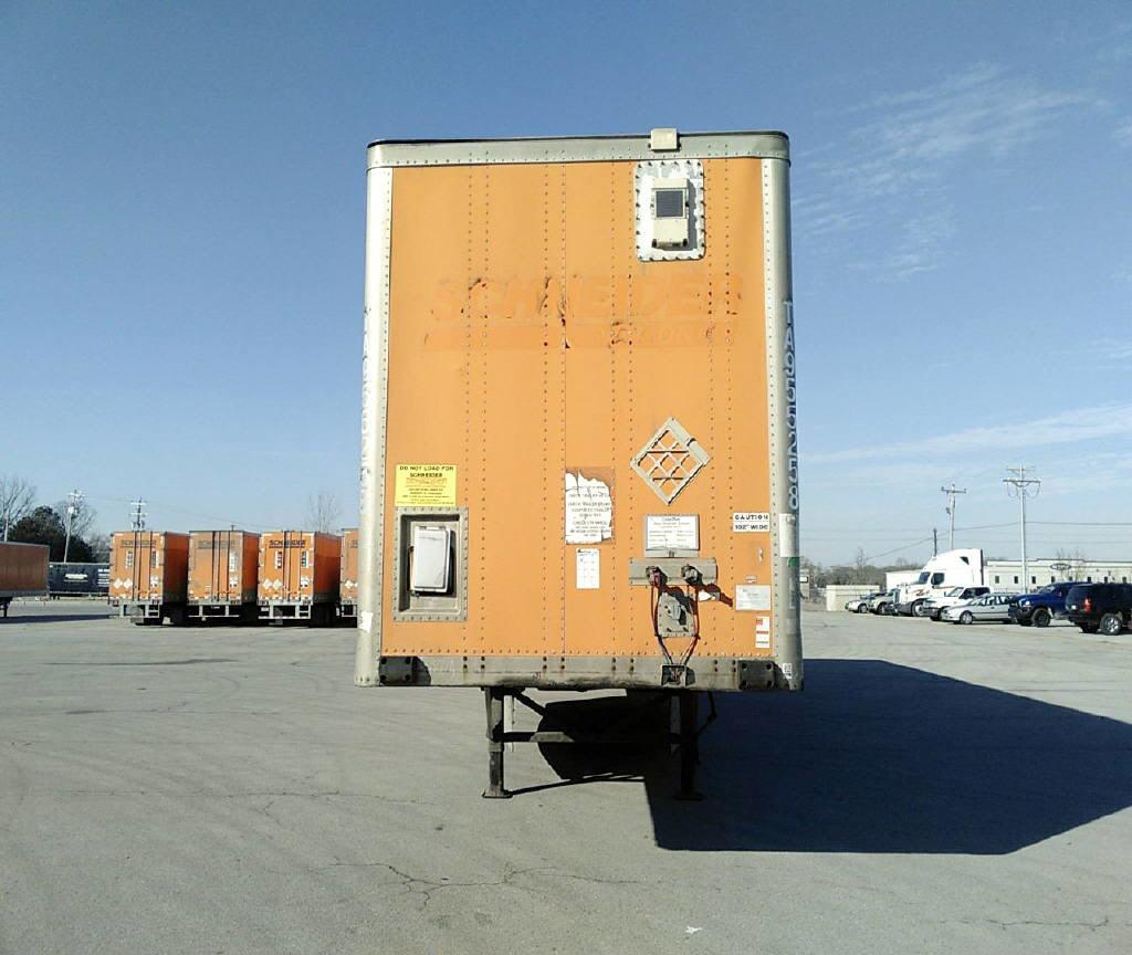 2005 Wabash Van for sale-56793281