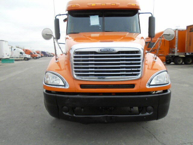 USED 2012 FREIGHTLINER COLUMBIA-GLIDER SLEEPER TRUCK #32336