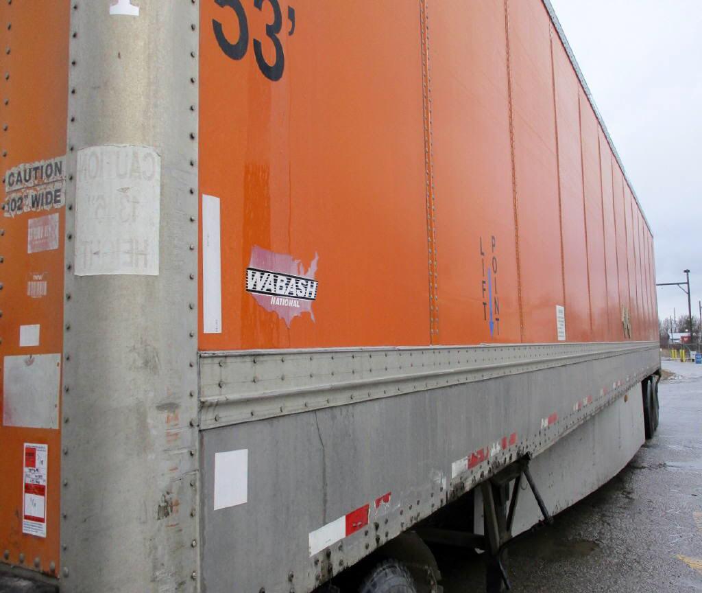 2004 Wabash Van for sale-56286351