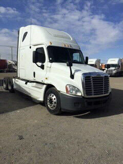 USED 2012 FREIGHTLINER CASCADIA SLEEPER TRUCK #78437