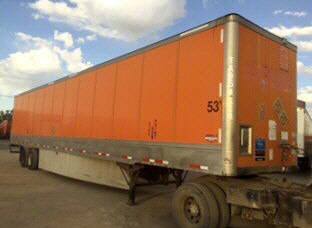 2005 Wabash Van for sale-54575061