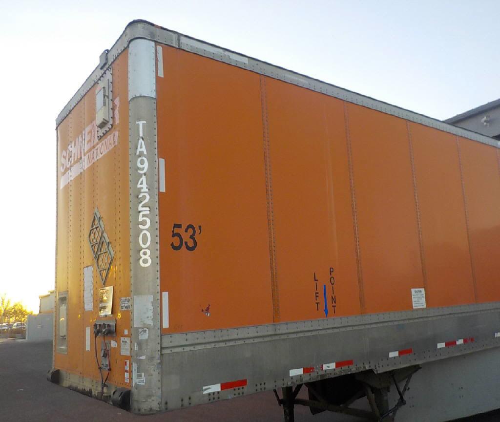 2004 Wabash Van for sale-57550461