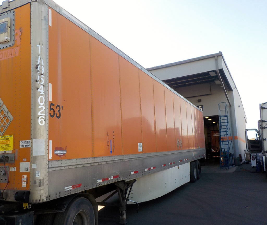 2005 Wabash Van for sale-57550131