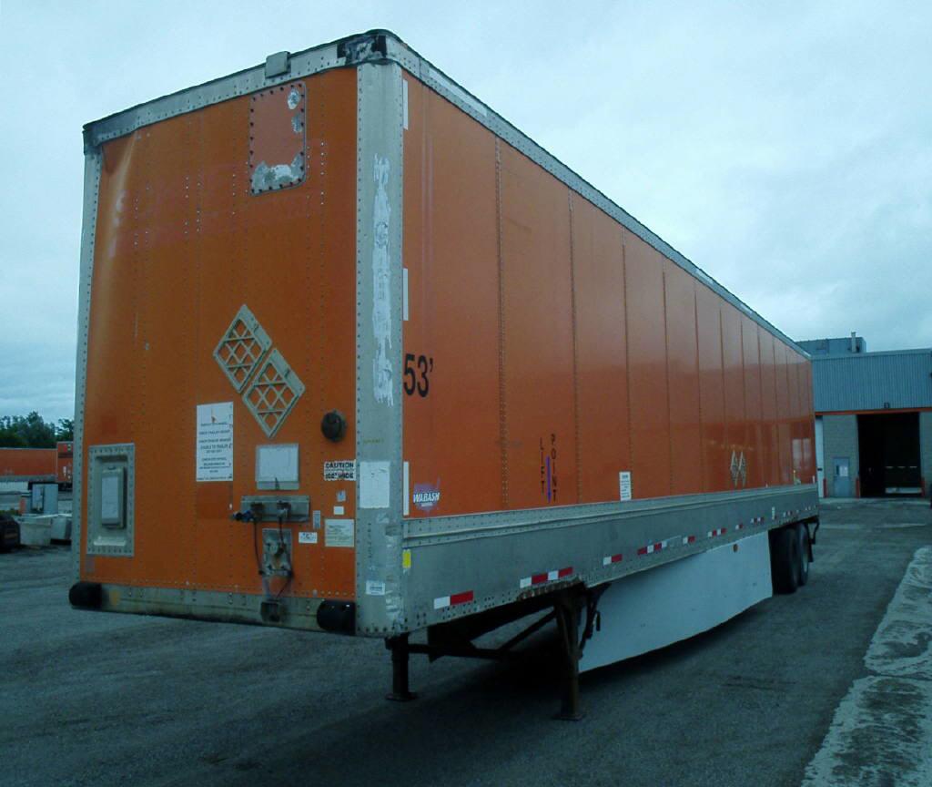2004 Wabash Van for sale-59124042