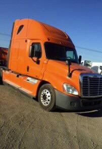 USED 2012 FREIGHTLINER CASCADIA SLEEPER TRUCK #86906