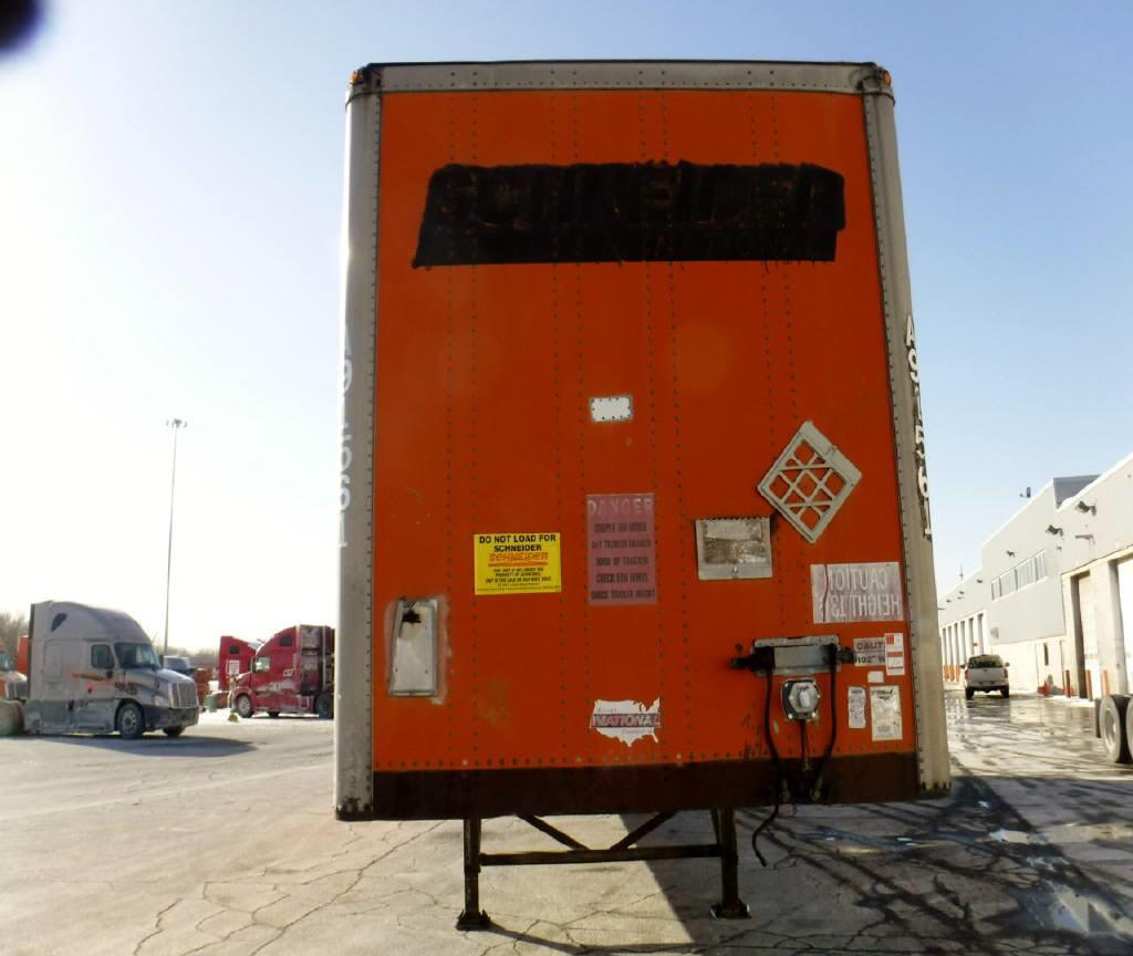 1990 Wabash Van for sale-54578291