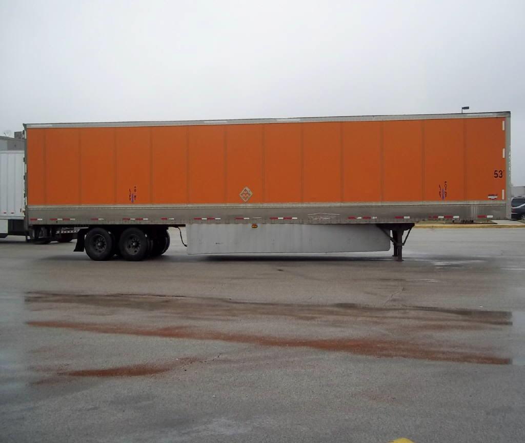 2005 Wabash Van for sale-55356291
