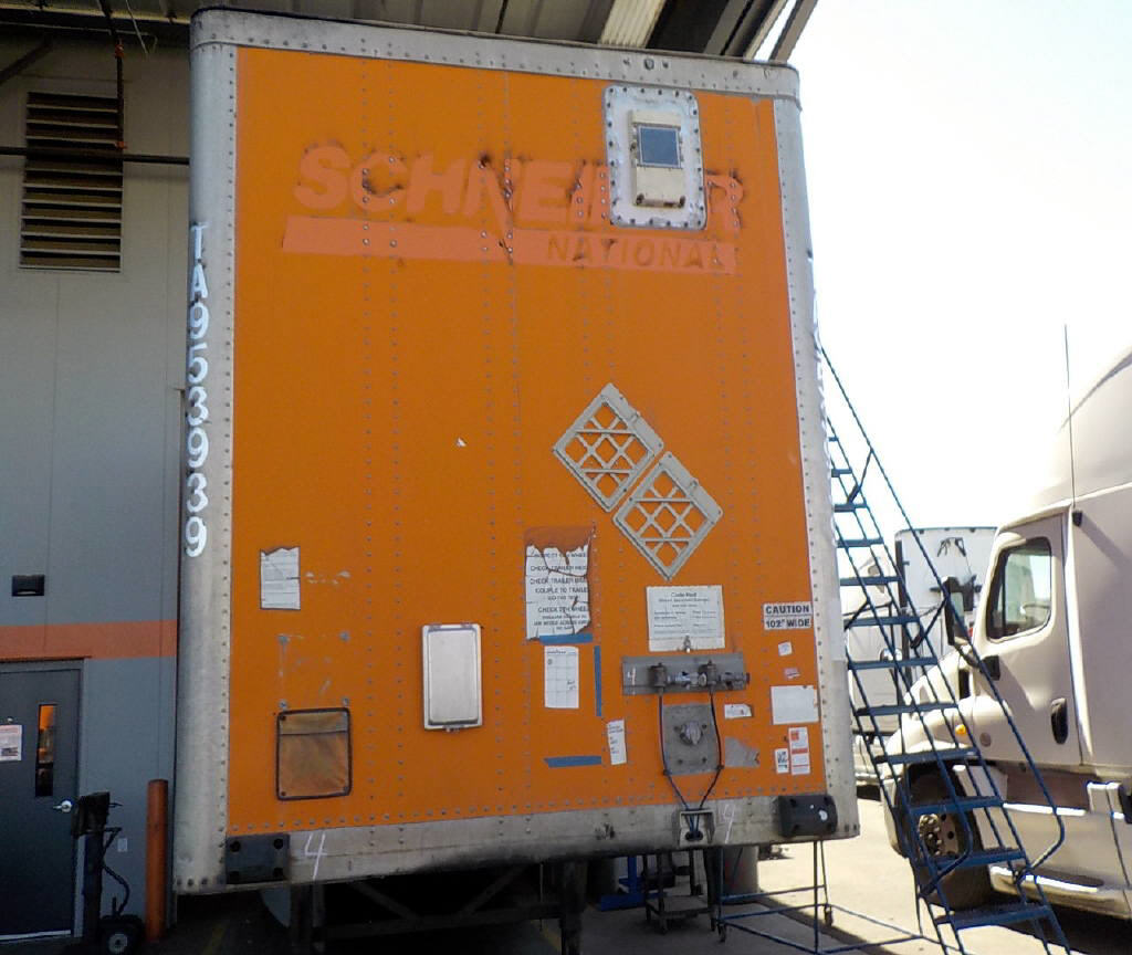 2005 Wabash Van for sale-57550451