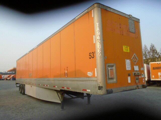 2004 Wabash Van for sale-54575021
