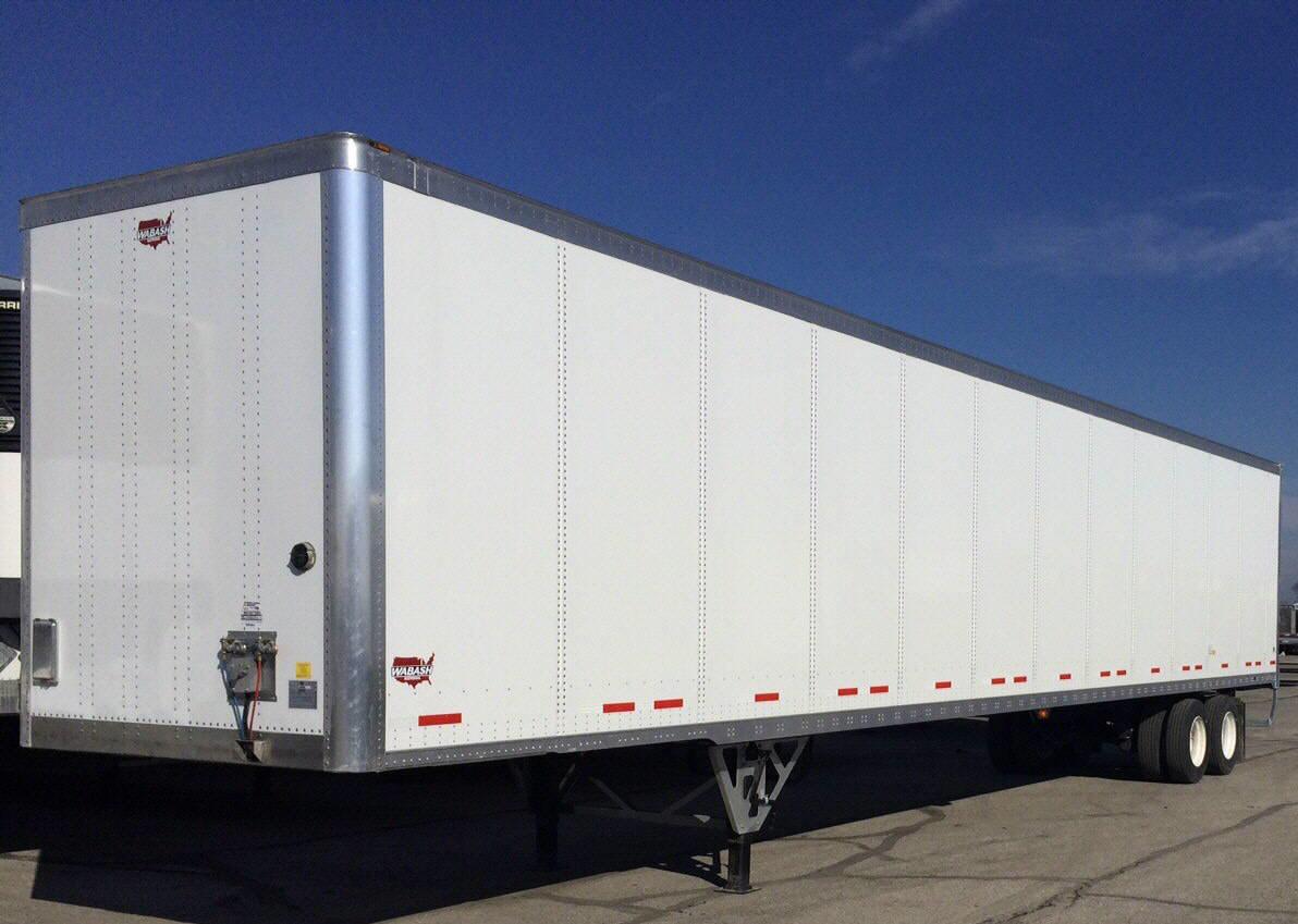 2016 Wabash DURA Dry Van