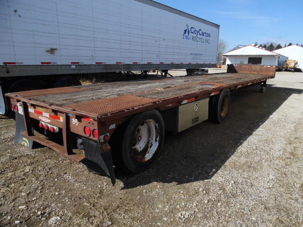 1988 TrailMobile Drop Deck for sale-50590551