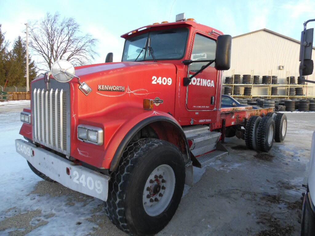 2004 Kenworth W900B for sale-59189525
