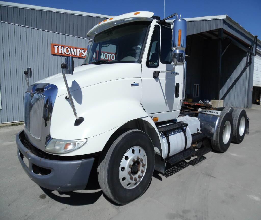 2009 International 8600