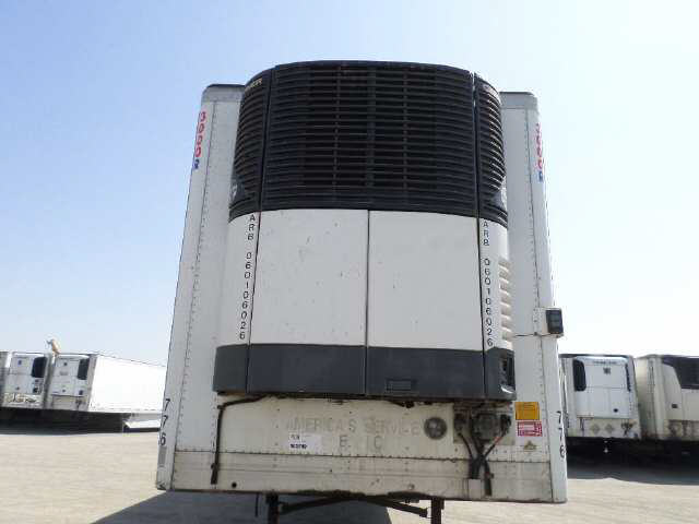 2008 Utility Reefer-2 Axle