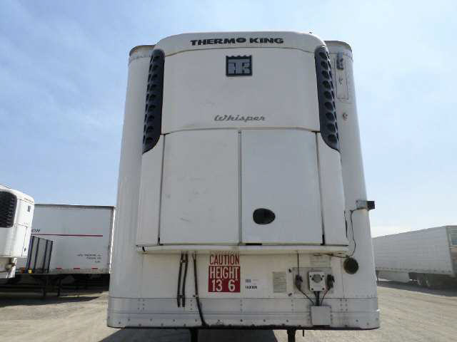 2006 Wabash Reefer-2 Axle