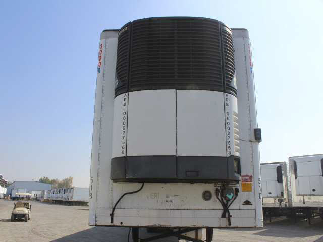 2008 Utility Reefer-2 Axle