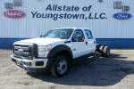 New 2013 Ford F550 4x2 Crew for Sale