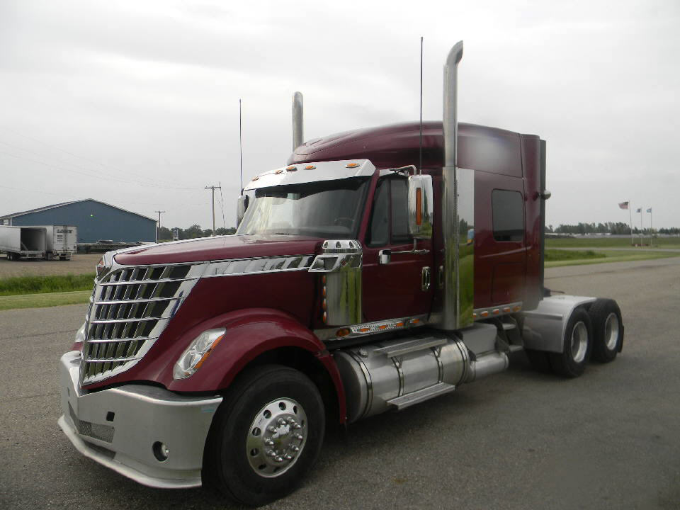 2010 International Lonestar