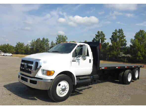 2015 Ford F750