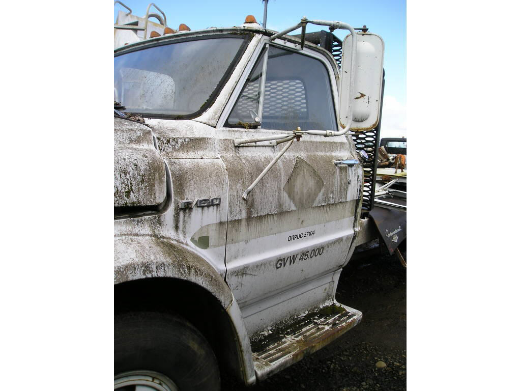 1971 Chevrolet C-60 CAB ONLY