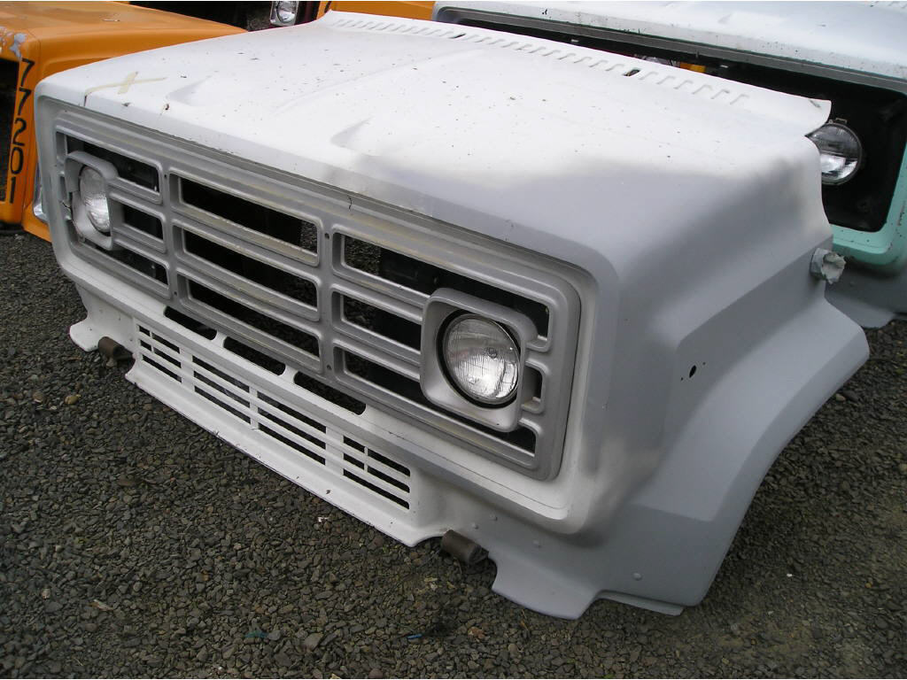 1985 Chevrolet HOOD ONLY=