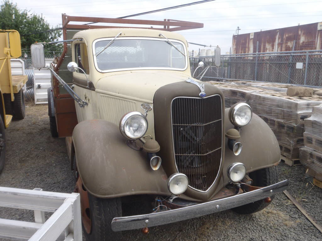 1936 Ford Flatbed