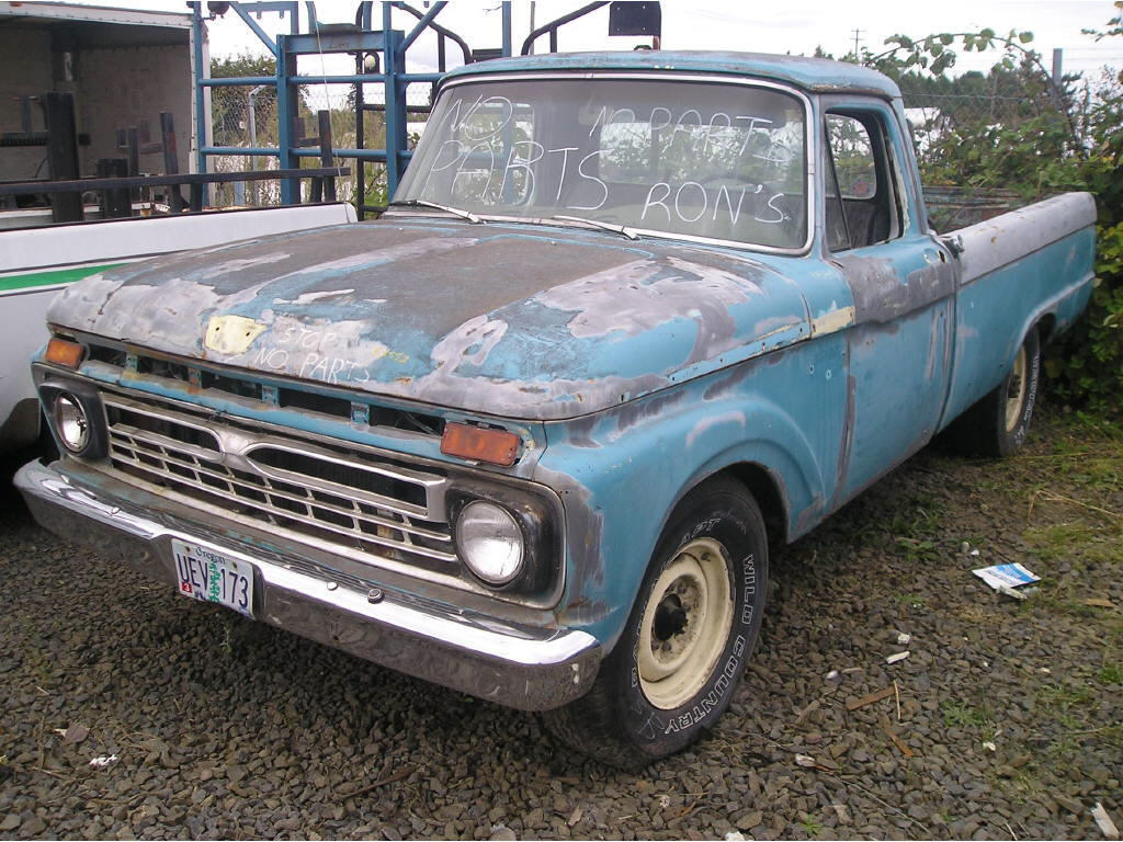 1966 Ford Ford PU