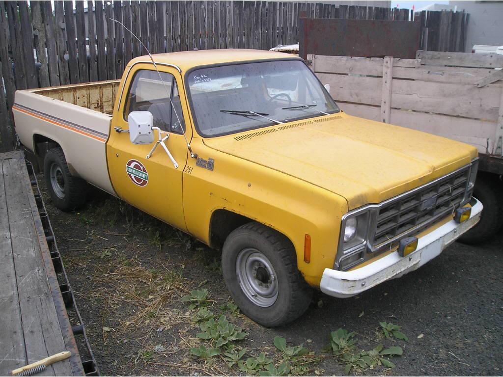 1979 Chevrolet Chevrolet C20 P