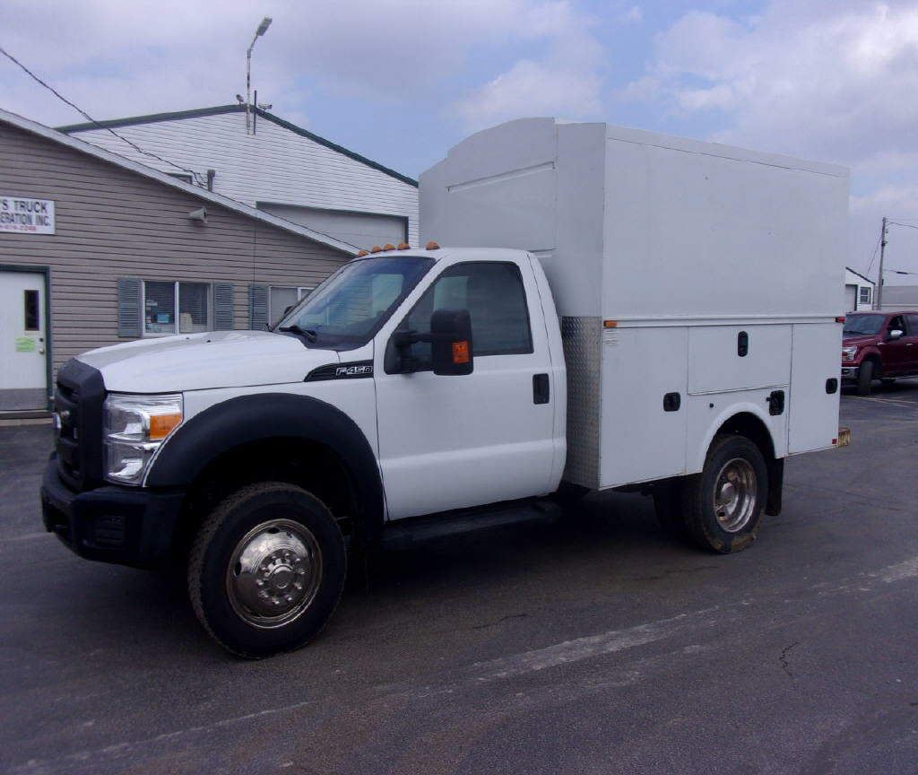 2015 Ford F450 4X2