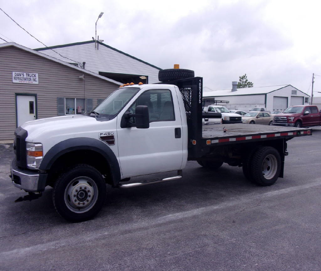 2010 Ford F450 4x4