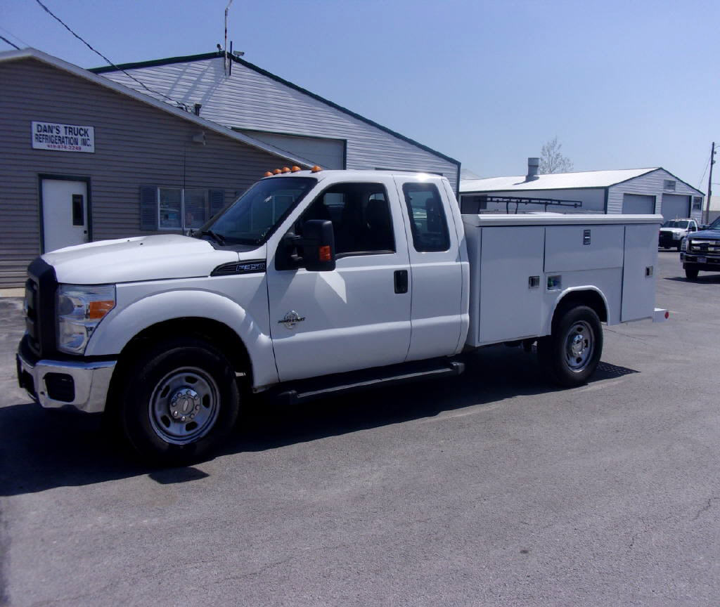 2012 Ford F350 4x2