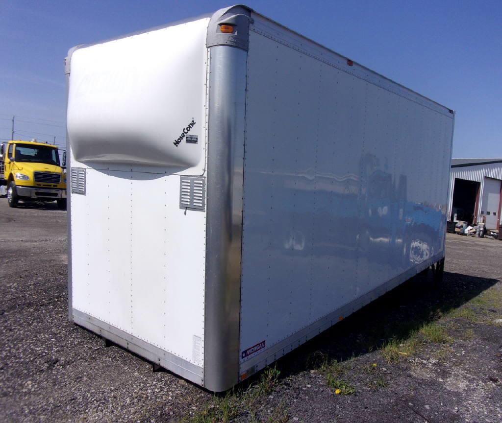 2010 Morgan 24' Dry Van