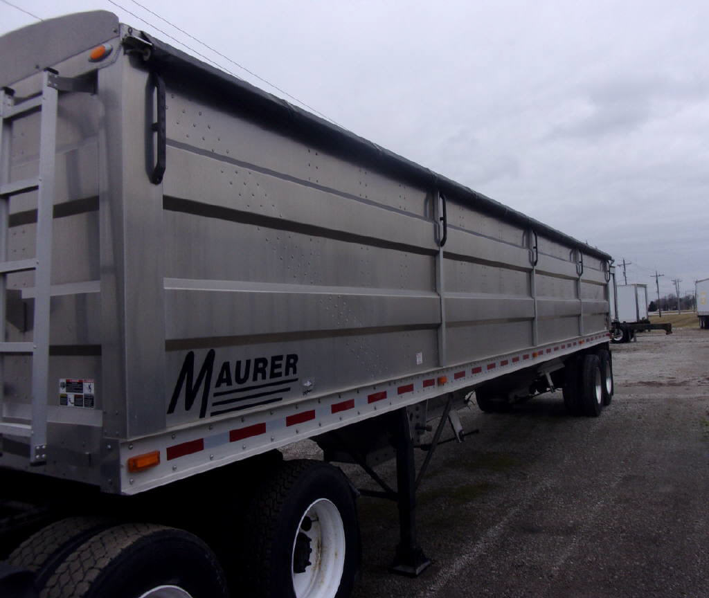 2013 Maurer 42' Alum hopper