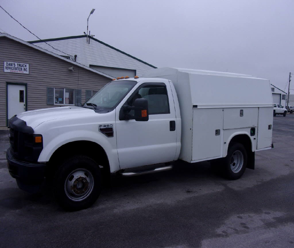 2008 Ford F350 4x4