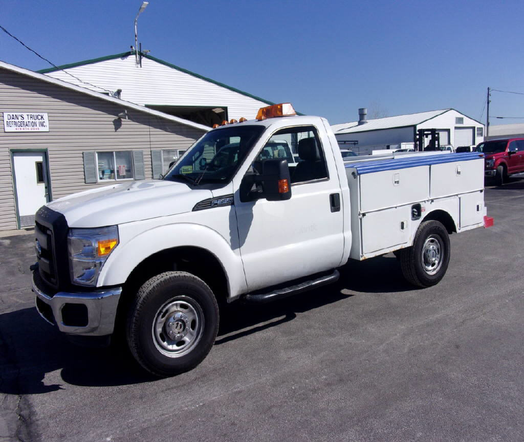 2011 Ford F350 4x4