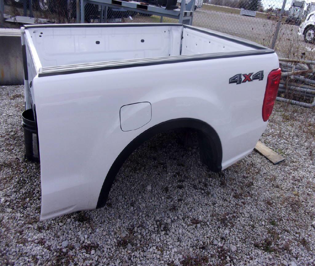2020 Ford 6' Ranger bed