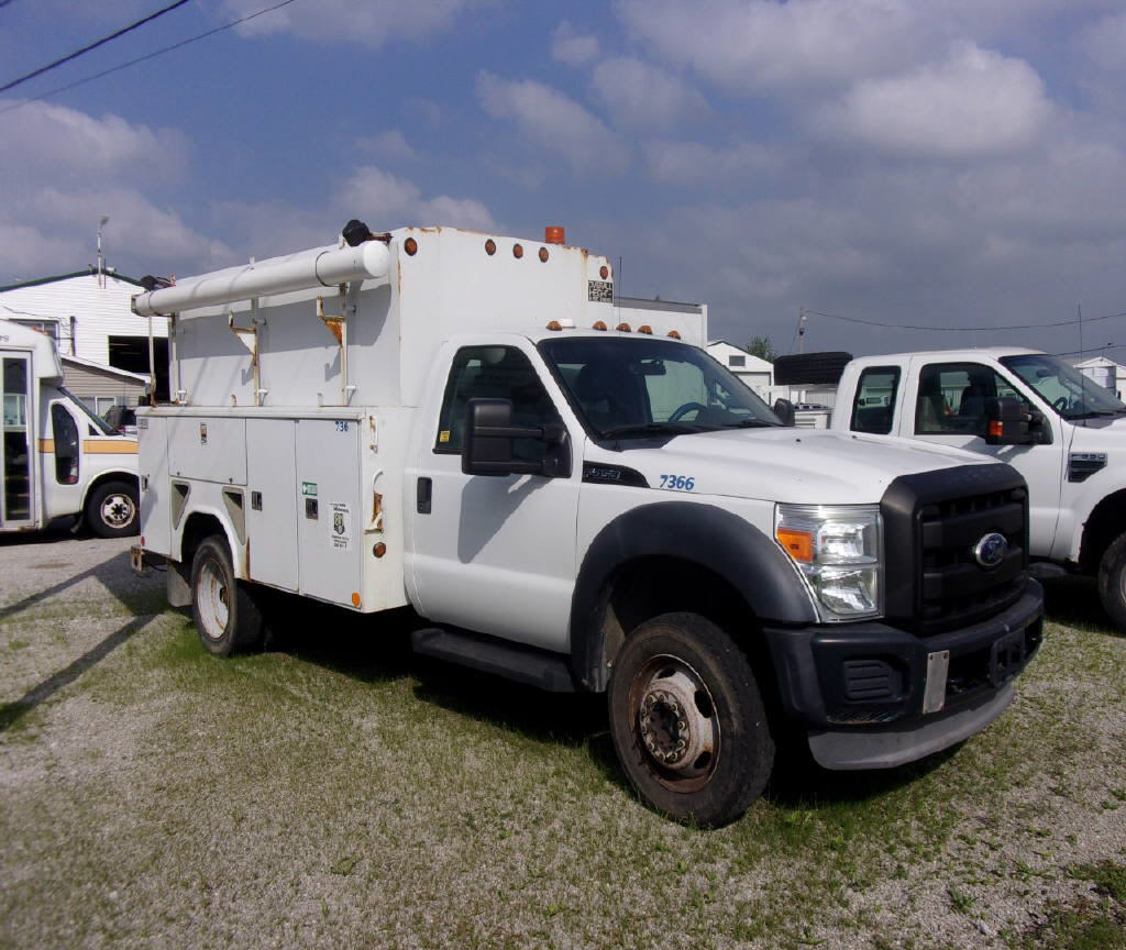 2011 Ford F450 4x4