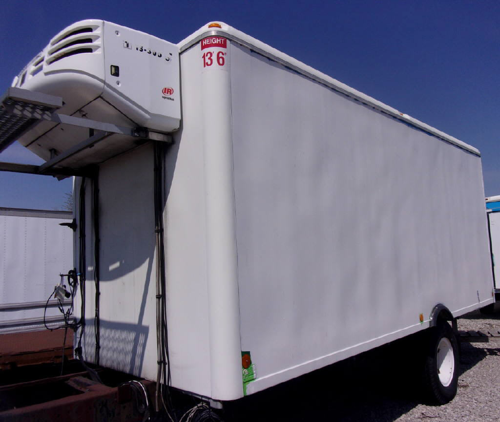 2006 Johnson 20' Reefer body
