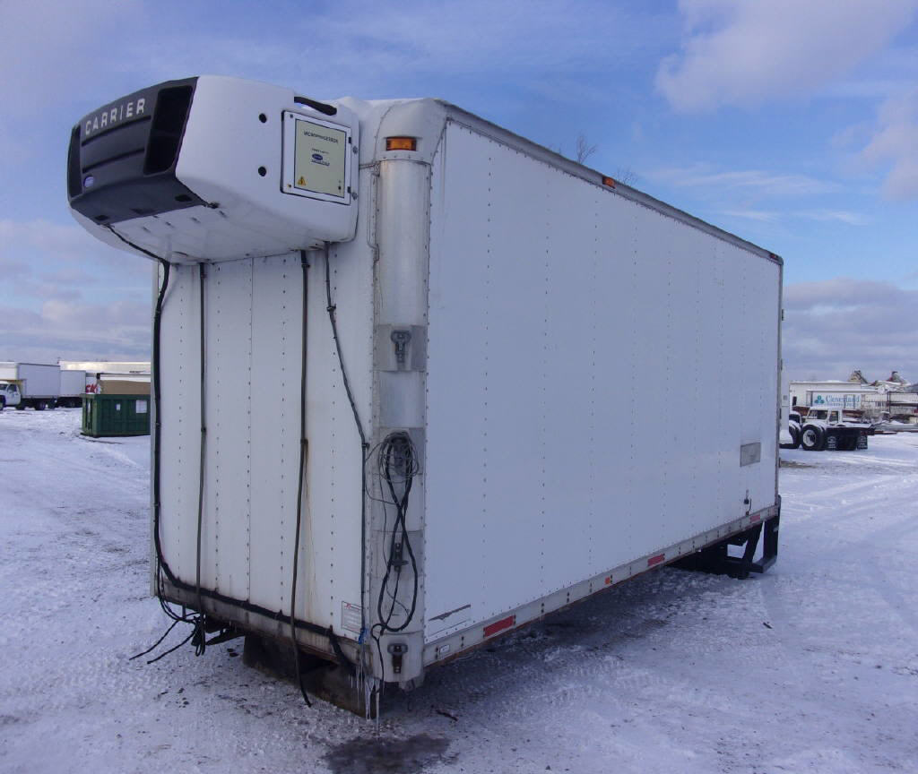 2007 Supreme 20' Reefer Body