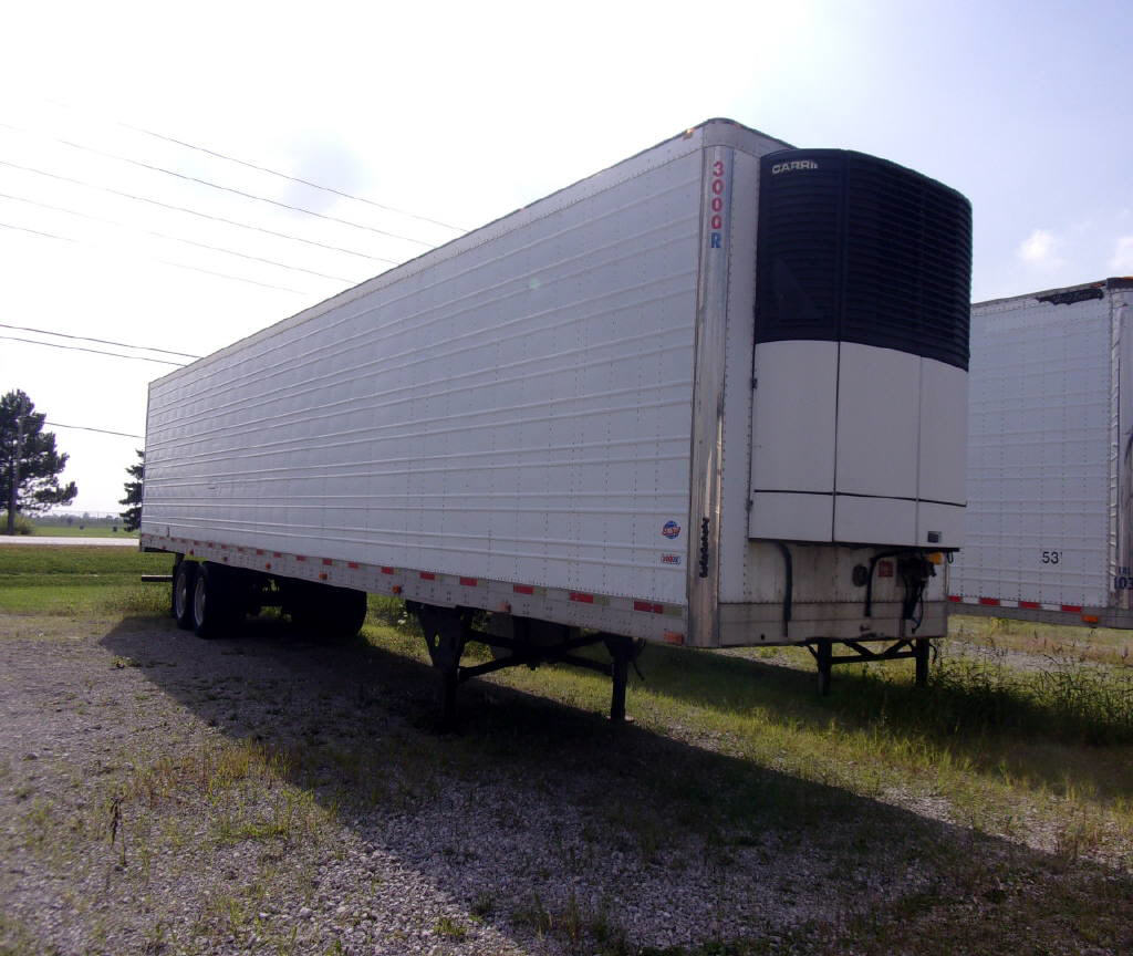 2007 Utility 53' REEFER
