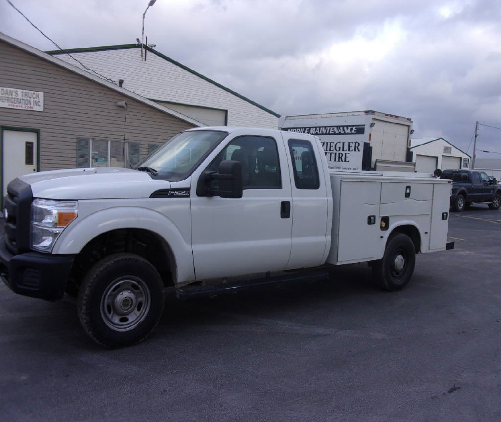 2015 Ford F250 4x4 Ext. c