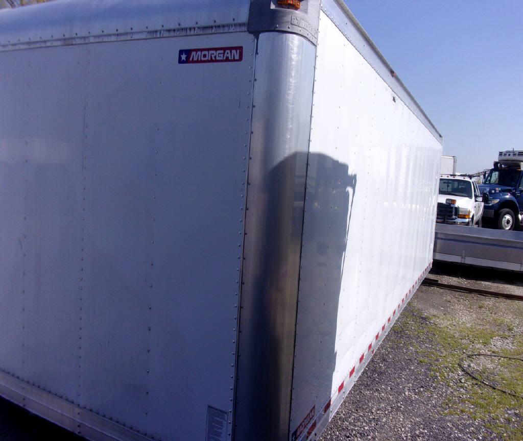 2012 Morgan Dry Van
