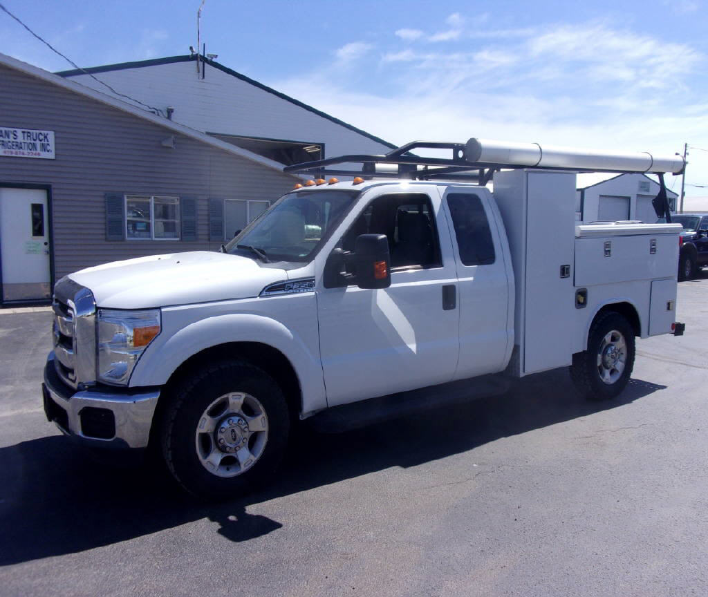 2014 Ford F350 4x2