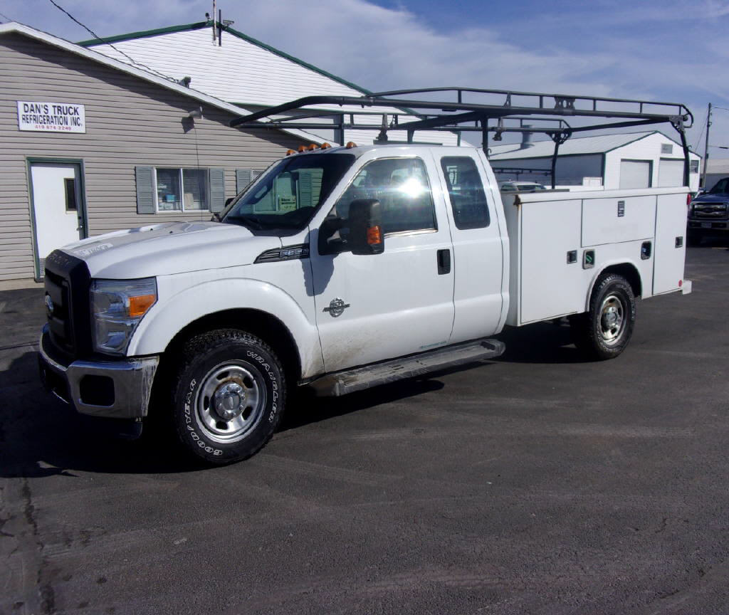 2011 Ford F350 4x2